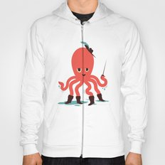 Octopus in Boots Hoody