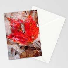 autumnal reverie 657 Stationery Cards