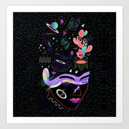 B O R E A L Art Print