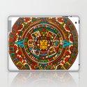 Aztec Mythology Calendar by kingfuture