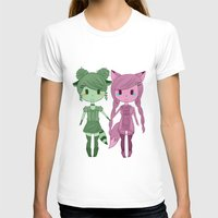 sisters T-shirts featuring Sisters by Yun Hee