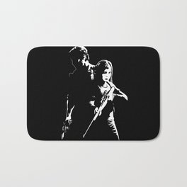 The Last of Us Bath Mat