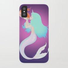 Mermaid Slim Case iPhone X