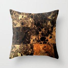 Light Marble Texture  Throw Pillow