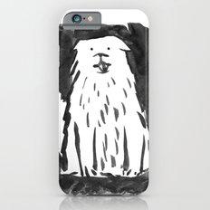 fluffy dog Slim Case iPhone 6s