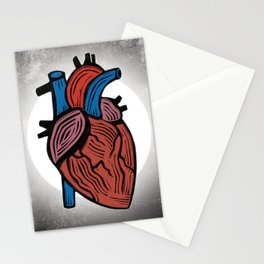 Strength Tarot card Stationery Cards