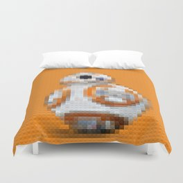 BB8 - Legobricks Duvet Cover