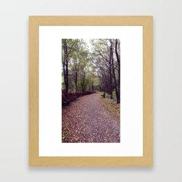 Yorkshire Framed Art Print