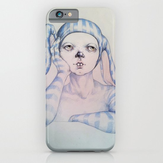 The one who waited iPhone & iPod Case