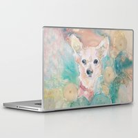 "rare Laptop & iPad Skins featuring The Rare ""Chihuahua"" Cactus by sheltered spirits"