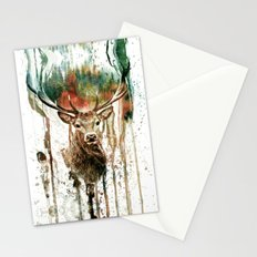 DEER IV Stationery Cards