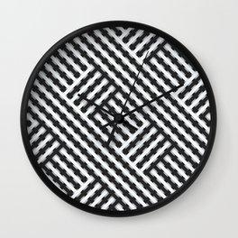 Ups & Downs Wall Clock