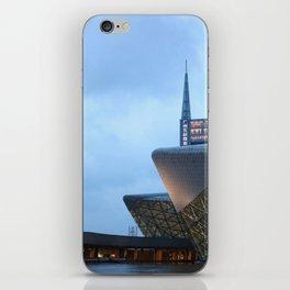 Zaha H A D I D   architect   Guangzhou Opera House iPhone Skin