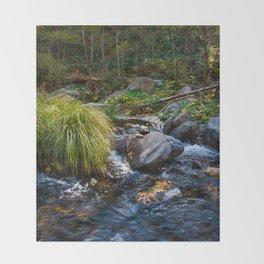 Sedona Oak Creek Throw Blanket