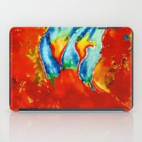 gemini iPad Cases featuring Gemini by SteeleCat