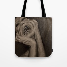 Melting Mouth Tote Bag