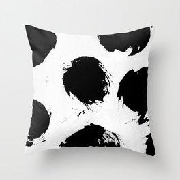 Dots Dots Dots Throw Pillow