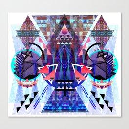 Metric Canvas Print