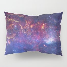 the milky hand of the spiral | space 010 Pillow Sham
