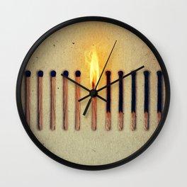 unordinary Wall Clock