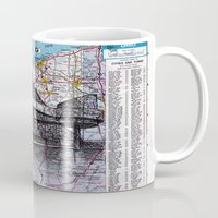 ohio Mugs featuring Ohio by Ursula Rodgers