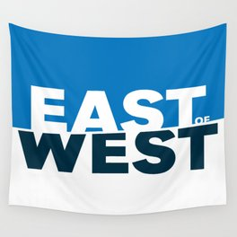 East of West Wall Tapestry