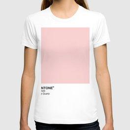 Pantone - Rose Quartz T-shirt