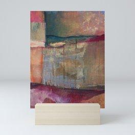 Warming Up Mini Art Print