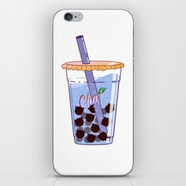 Cat Boba! iPhone Skin