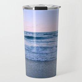 Sunset Beach Travel Mug