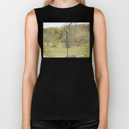 Brown Park Disc Golf Course Biker Tank