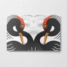 Bird of infinite Metal Print