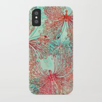 butterfly iPhone & iPod Cases featuring Butterfly Pattern by Klara Acel