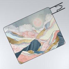 Spring Morning Picnic Blanket