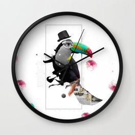 The Price of Life Wall Clock