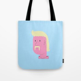 TEX MOSTACHE Tote Bag