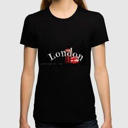 London Town logo design T-shirt