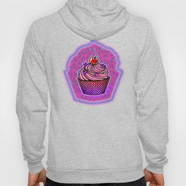 Cupcakes and kisses Hoody