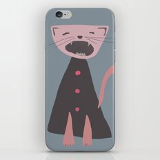 Sing loud iPhone & iPod Skin