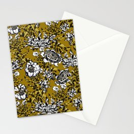 Khaki Garden Stationery Cards