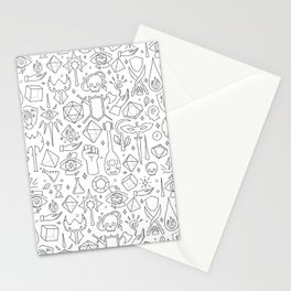 DnD Forever Stationery Cards