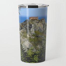 Gaztelugatxe Travel Mug