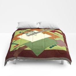 Geometric illustration 35 Comforters