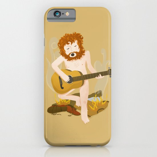 Bardamu Poster iPhone & iPod Case