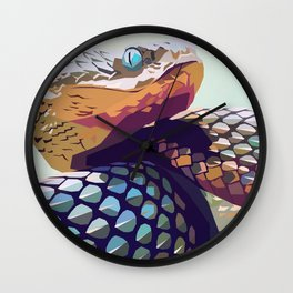 Pythus Wall Clock