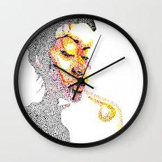 Dotts Wall Clock