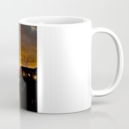 Sunset in Swansea Coffee Mug