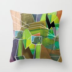 Irvanima Throw Pillow