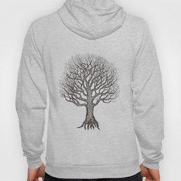 Tree of Life Blue Zen Design Hoody