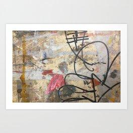 Surfaces.07 Art Print